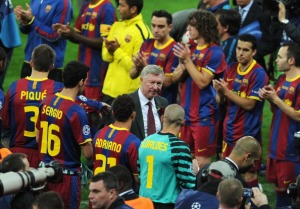 Barcelona v Manchester United - UEFA Champions League Final