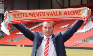 Brendan Rodgers Unveiled As New Liverpool FC Manager