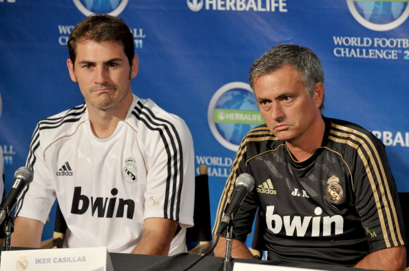 2011 Herbalife World Football Challenge Superstar Press Conference