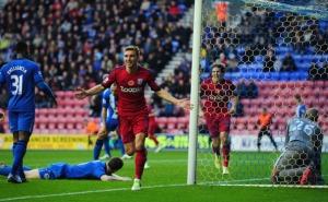 Wigan Athletic v West Bromwich Albion - Premier League