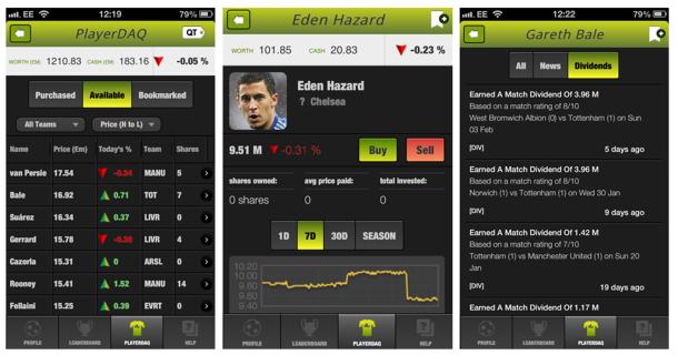 FootballTraderScreenshots