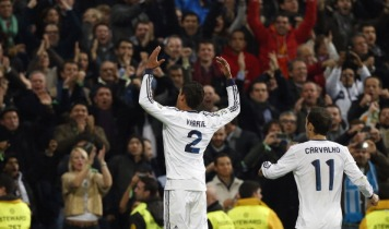 Real Madrid CF v FC Barcelona - Copa del Rey - Semi Final First Leg