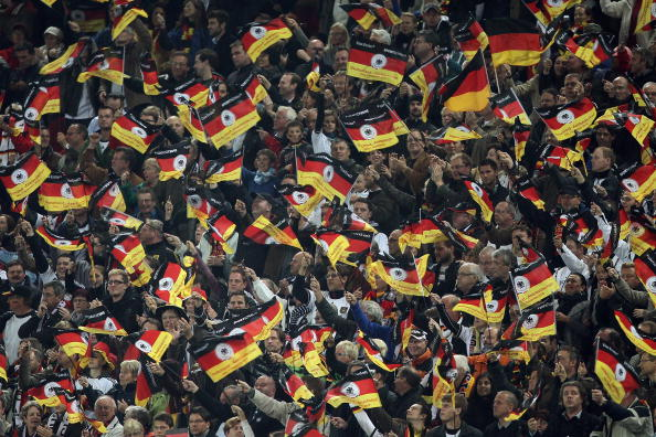 Germany v Azerbaijan - EURO 2012 Qualifier