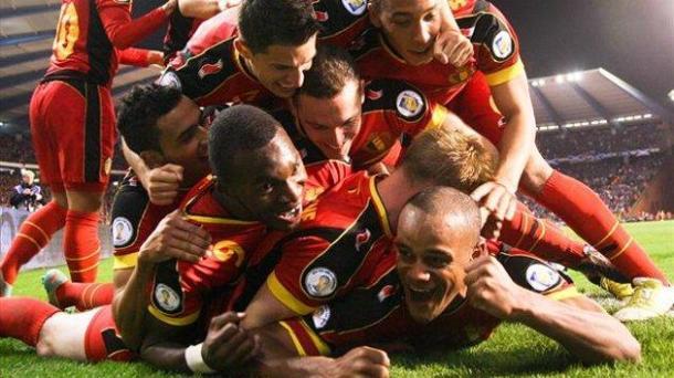 belgium-football
